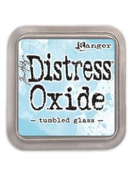 Distress Oxide, Tumbled Glass - Ranger