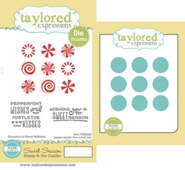 Sweet Season, Stempel & Stanze - Taylored Expressions