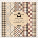 Plaid Pattern 12x12 Paperpack - Dixi Craft